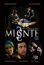 Miente (2009) afişi