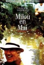 Milou En Mai (1990) afişi