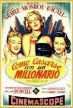Milyoner Avcısı (1953) afişi