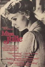 Bayan Julie (1951) afişi