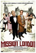 Mission London (2010) afişi