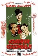 Monsieur Coccinelle (1938) afişi