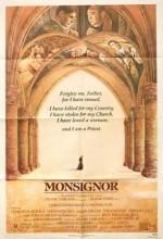 Monsignor (1982) afişi