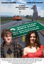 Montana Amazon (2011) afişi