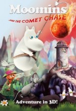 Moomins And The Comet Chase (2010) afişi