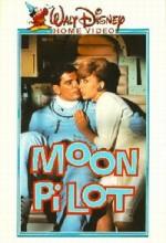 Moon Pilot (1962) afişi