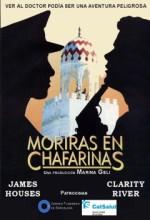 Morirás En Chafarinas (1995) afişi