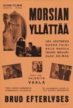 Morsian Yllättää (1941) afişi