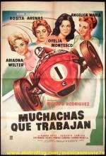 Muchachas Que Trabajan (1961) afişi