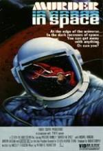 Murder ın Space (1985) afişi