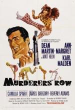 Murderers' Row (1966) afişi