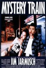 Mystery Train (1989) afişi