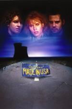 Made in U.S.A. (1987) afişi