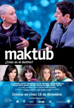 Maktub (2011) afişi