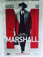 Marshall (2016) afişi