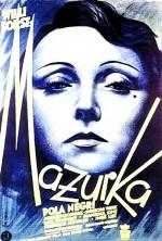 Mazurka (1935) afişi