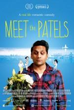 Meet the Patels (2014) afişi
