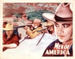 Men of America (1932) afişi