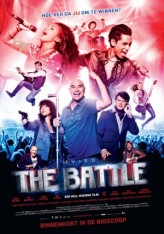 Mijn vader is een detective: The Battle (2012) afişi