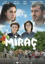 Miraç (2017) afişi