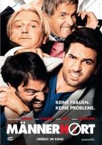Männerhort (2014) afişi