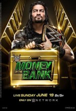 Money in the Bank (2016) afişi