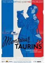 Monsieur Taurins (2011) afişi