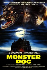 Monster Dog (1984) afişi