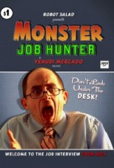 Monster Job Hunter  afişi