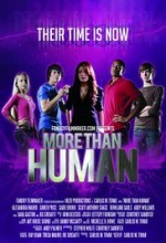 More Than Human (2013) afişi