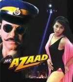 Mr. Azaad (1994) afişi