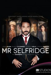 Mr. Selfridge (2013) afişi