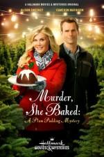 Murder, She Baked: A Plum Pudding Murder Mystery (2015) afişi
