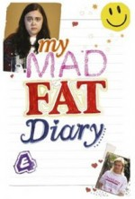 My Mad Fat Diary Sezon 1 (2013) afişi
