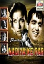 Nadıya Ke Par (1948) afişi