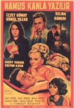 Namus Kanla Yazılır (1966) afişi