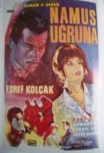 Namus Uğruna (1960) afişi