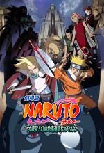 Naruto 2. Film: Büyük çarpışma! Dünya'nın Derinliklerindeki Hayali Kalıntılar (2005) afişi