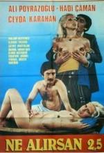 Ne Alırsan iki Buçuk (1976) afişi