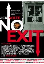 Nick Nolte: No Exit (2008) afişi