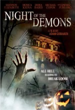 Night Of The Demons (2009) afişi