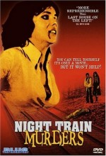 Night Train Murders (1975) afişi