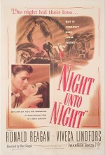 Night Unto Night (1949) afişi