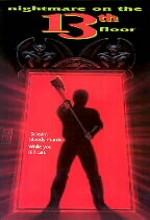 Nightmare On The 13th Floor (1990) afişi