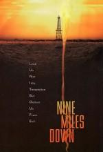 Nine Miles Down (2009) afişi