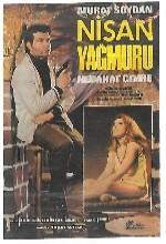 Nisan Yağmuru (1969) afişi