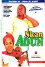 Nkan Adun (2008) afişi