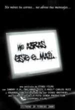 No Abras Este E-mail (2008) afişi