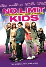 No Limit Kids: Much Ado About Middle School (2010) afişi