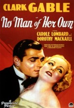 No Man Of Her Own (1932) afişi